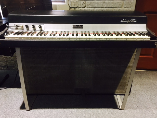 Fender Rhodes Piano(1976)