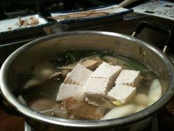 鹿児島_湯豆腐専門店「ごん兵衛」湯豆腐