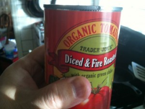 トマト缶(チョップド)