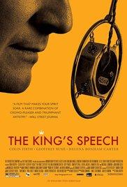 The King's Speech   英国王のスピーチ