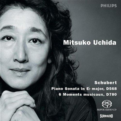 Mitsuko Uchida plays Schubert – 1/8 Piano Sonata D.568 / Moments musicaux D.780