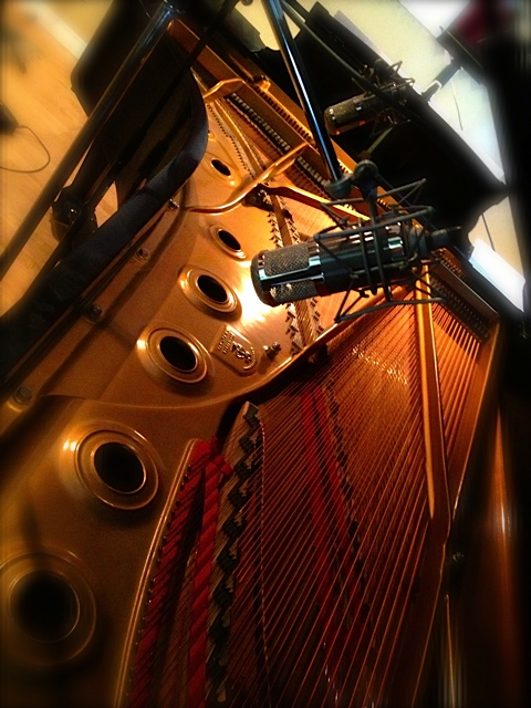 """Steinway 9-ft. """"D"""" Piano"""