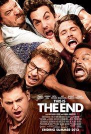 ハリウッド俳優の日常とクリスチャニティの相見える世界終末コメディ映画   This Is the End