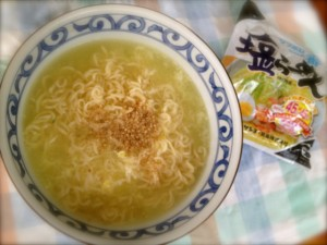 サッポロ一番 塩らーめん(日本製)