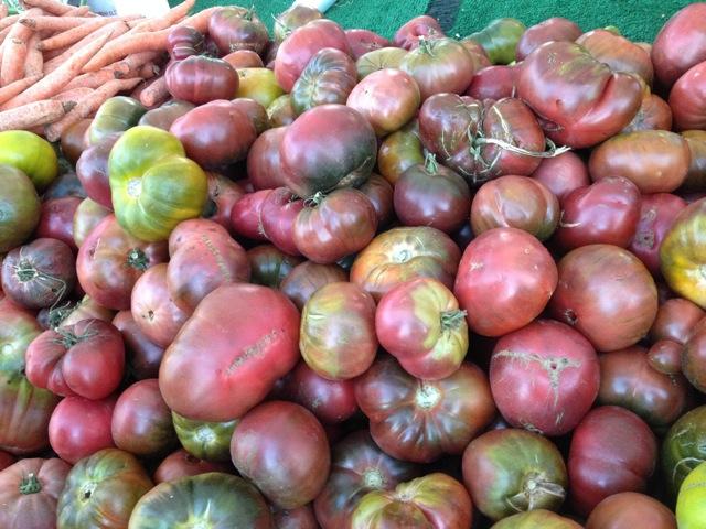 オーガニック・エアムールトマト