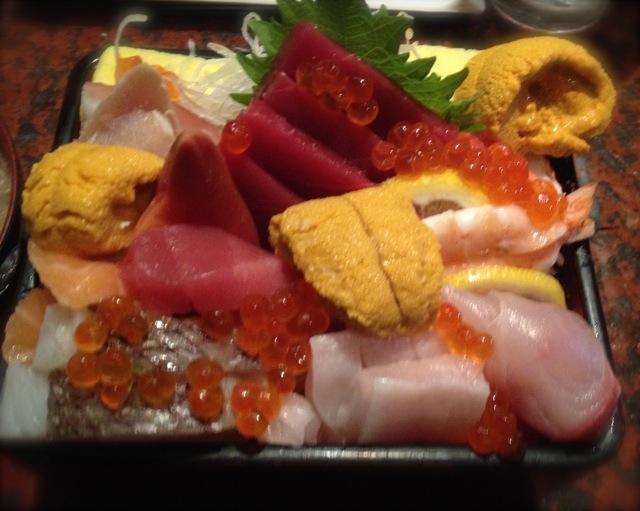 マコっちゃんの超特上ちらし寿司