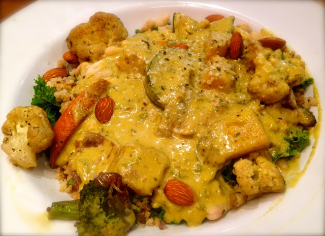 Veggie Grill | Bombay Bowl