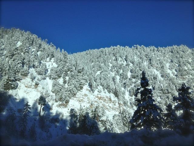 ビッグベアー(Snow Summit)で初滑り