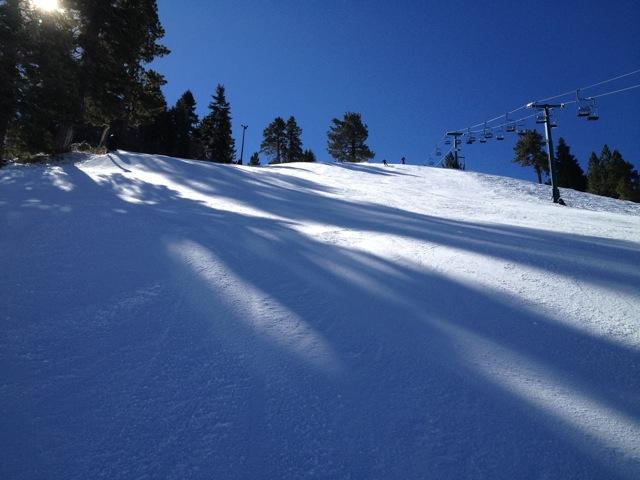 春スキー | ビッグベアー (Snow Summit) 2015