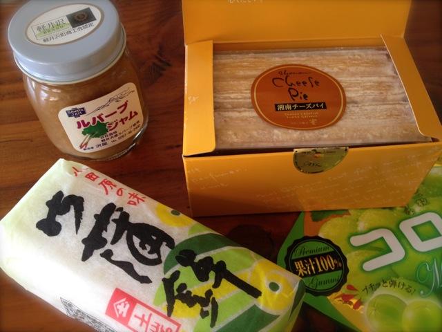 ロスのおっさんが喜ぶ日本の「お土産」