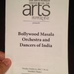マリブに本場ボリウッドの舞踏団がやって来た!ボリウッド・マサラ・オーケストラ & ダンサー・オブ・インディア