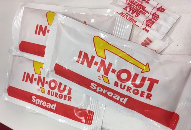 In-N-Out Burger〜近頃のトレンド?