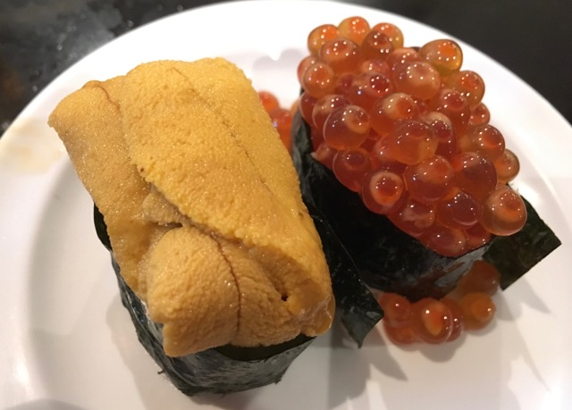 ウニとイクラ_sushi_spot