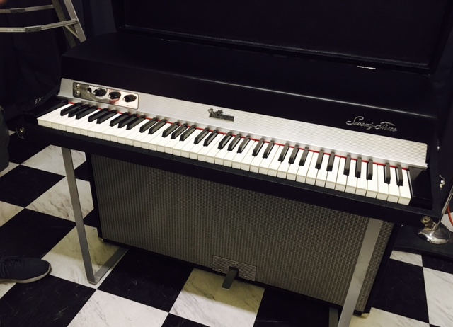 Fender Rhodes Suitcase Piano(1972)