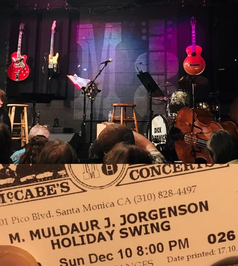 MARIA MULDAUR at McCabe's Guitar Shop
