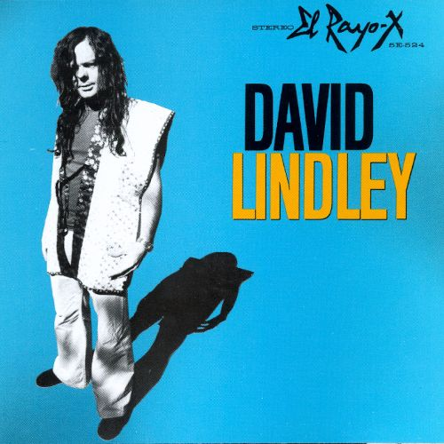 El Rayo-X - David Lindley