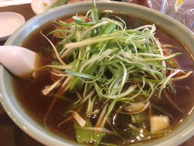 サンフェルナンド・バレーの老舗ラーメン屋「ラーメン日本」〜ミンザン麺