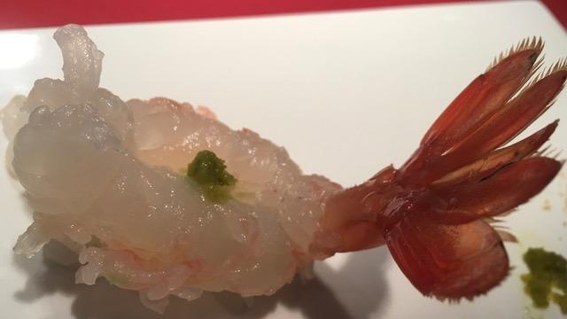 甘エビ_Wa Sushi & Bistro