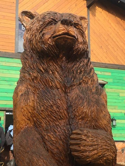 ラストラン・・大熊山(Big Bear Mountain Resort)
