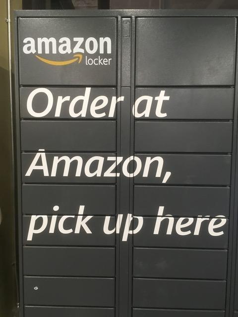 アマゾンロッカー