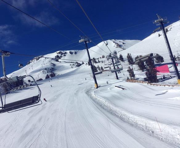 マンモス・スキーリゾート
