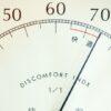 蒸し暑いのは堪え難いのは不快指数が高いから!でもそもそも不快指数とは一体? ̵